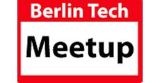 April 2015 Berlin Tech Meetup logo