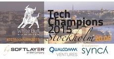 TechChampions 2015 - Stockholm logo