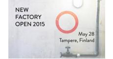 New Factory Open 2015 logo
