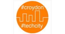 """Croydon Tech City workshop: """"Introduction to social media marketing for your startup"""" logo"""