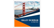 VALLEY IN BERLIN 2015 and YOU IS NOW Demo Day logo