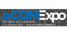eCOMExpo 2015 logo