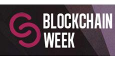 BLOCKCHAIN WEEK logo