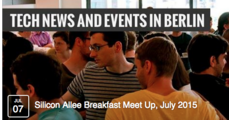 Silicon Allee Breakfast Meetup logo