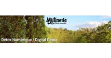 Weekend Détox Numérique / Digital Detox logo