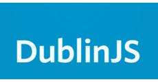 Dublin JS: Angular 2, JSDOCed Javascript & Virtual Reality with JS logo