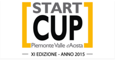 Startcup Piemonte e Valle d'Aosta 2015 logo