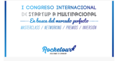 ROCKETOUR: STARTUP OF A MULTINATIONAL. All you need to internationalize your business. logo
