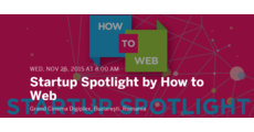 Startup Spotlight by How to Web logo