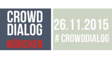 Crowd Dialog München 15 - CrowdSourcing, Innovation und Funding logo