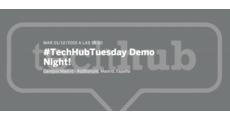#TechHubTuesday Demo Night! logo