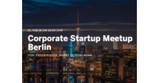 Corporate Startup Meetup Berlin logo