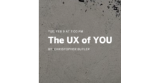 The UX of YOU logo