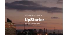 UpStarter - Connecting Startups, Co-Founders & Jobseekers logo