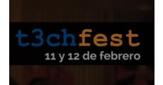 T3chFest 2016 logo