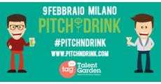 [ANNULLATO] Pitch & Drink - 9 Febbraio (Milano) logo