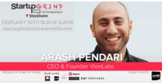 Startup Grind Stockholm Hosts Arash Pendari (VionLabs) logo
