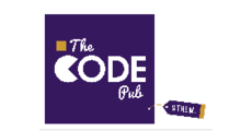 The Code Pub goes Fishbrain and tries Ruby on Rails! logo
