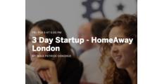 3 Day Startup - HomeAway London logo