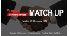 Prague Match Up: Founders Looking for Talent -Talent Seeking to Join a Startup logo