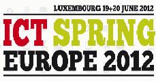 ICT Spring Europe 2012 logo