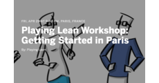 Playing Lean Workshop: Getting Started in Paris logo