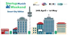 Startup Weekend Munich 2016: Smart City Edition logo