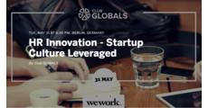 HR Innovation - Startup Culture Leveraged logo