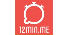 12min.me - Startup Slam #4 logo