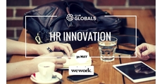 HR Innovation - Startup Culture as Leverage logo