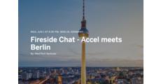 Fireside Chat - Accel meets Berlin logo