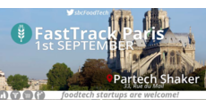 FoodTech FastTrack Paris logo