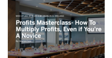 Profits Masterclass- How To Multiply Profits, Even if You're A Novice logo