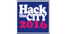 Hack the city 2016 logo