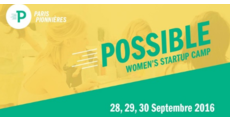 POSSIBLE : Women's Startup Camp logo
