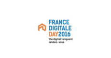 France Digital Day, the digital vanguard appointment - What the Future ...?! logo