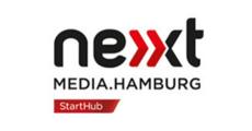 nextMedia.StartHub - Sprechstunde logo
