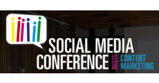 Social Media Conference meets Content Marketing logo