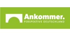 ANKOMMER.Perspektive Deutschland - Bewerbungsschluss logo
