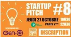 STARTUP PITCH #8 - Le best of de Digital Business News logo
