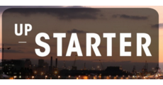 UpStarter - October Edition logo