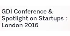 GDI Conference & Spotlight on Startups : London 2016 logo