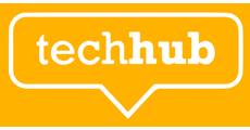 Hello @ TechHub logo