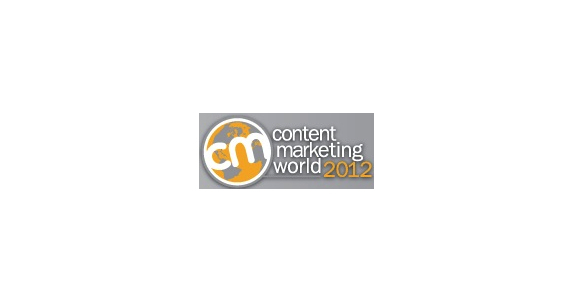 Content Marketing World 2012 logo