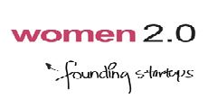Women 2.0 Founder Friday  Santiago, Chile  logo