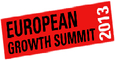 European Growth Summit 2013  logo