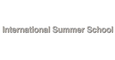 International Summer School logo