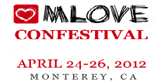 MLove ConFestival USA logo