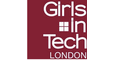 Girls in Tech London: How to create a culture for digital innovation logo