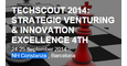 TECHSCOUT 2014: STRATEGIC VENTURING & INNOVATION EXCELLENCE 4TH logo